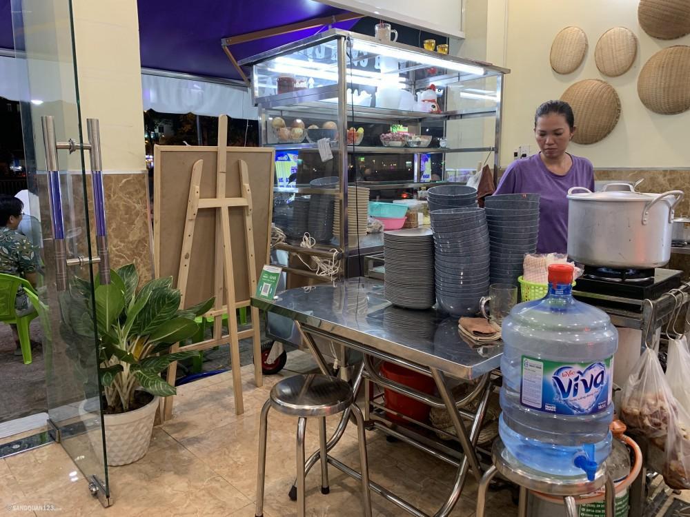 Sang mặt bằng Quán ăn gia đình, Ẩm thực Nha Trang