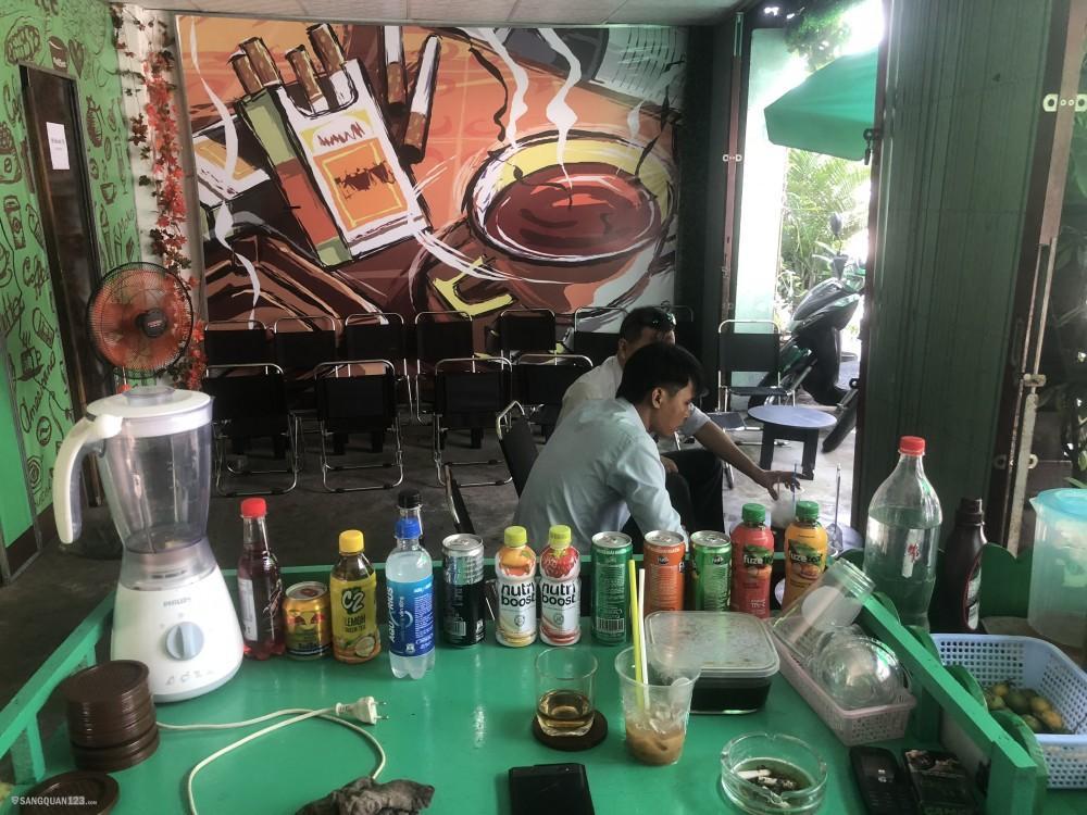 Cần sang quán Cafe Bình Thạnh 40 triệu khách ổn định