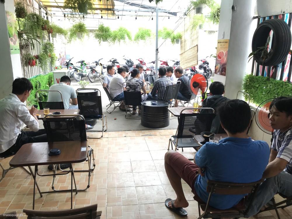 Sang gấp quán cafe 499/6/11 p10 quang  trung gò vấp