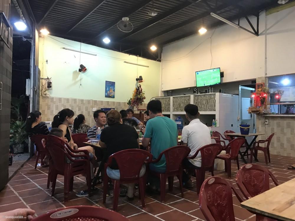 Sang hoặc cho thuê quán nhậu 2 mặt tiền đường Chợ Lớn - Trần Văn Kiểu