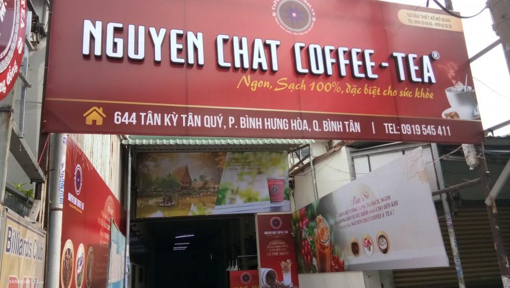 Sang Bida-cafe nguyên chất 16 bàn bida, 400 m2, mặt tiền 644 Tân kỳ Tân quý