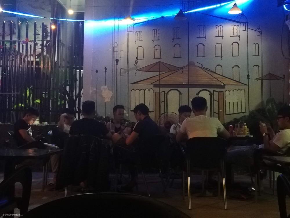 Sang quán cafe Moka khu K8 gấp- Hiệp Thành- Thủ Dầu Một