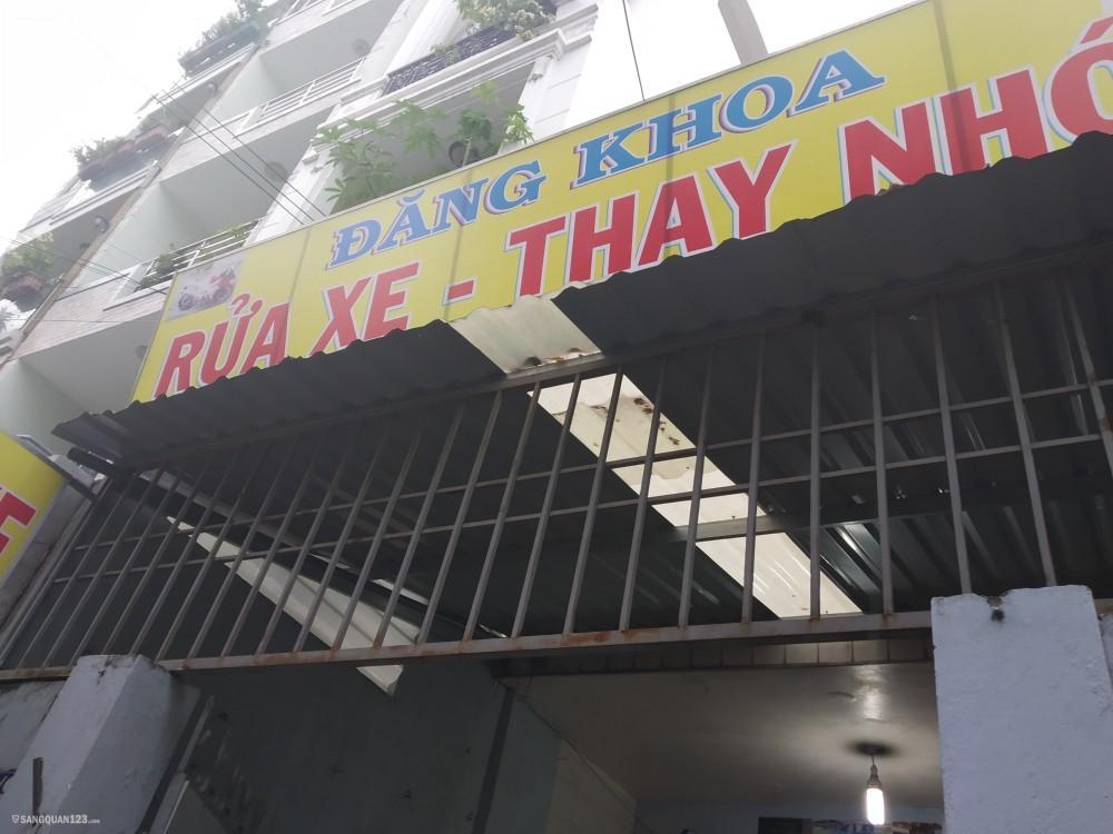 Sang tiệm rửa xe giá rẻ nhất thành phố Hồ Chí Minh