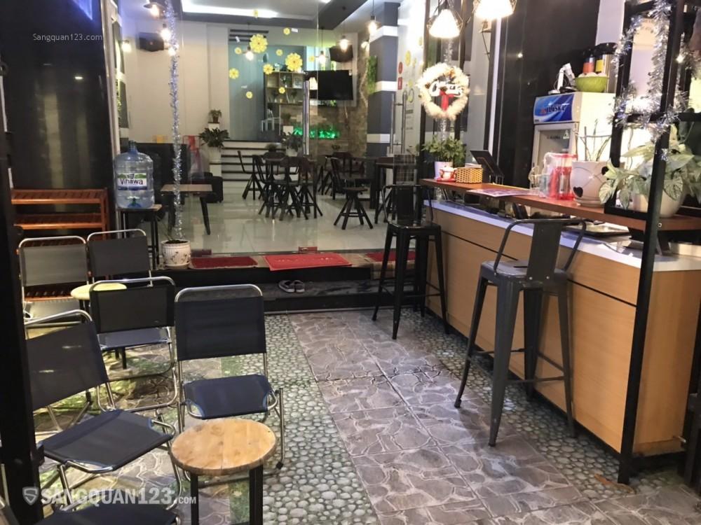 Sang quán cafe, sinh tố, trà sữa, mặt bằng rộng rãi, đẹp Q9