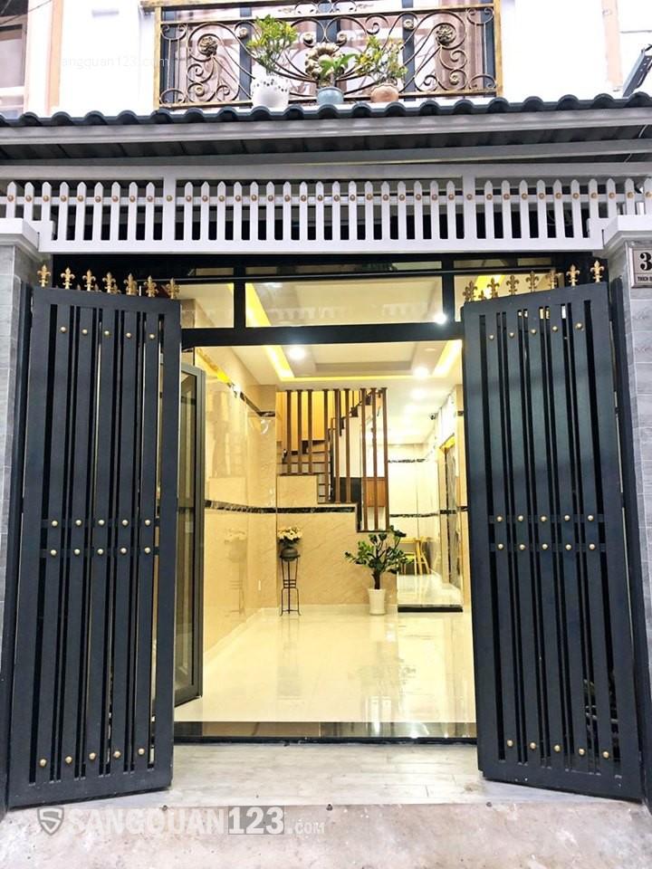 Cho thuê MẶT BẰNG KINH DOANH tầng trệt đẹp, mới, giá rẻ gần trung tâm Phú Nhuận