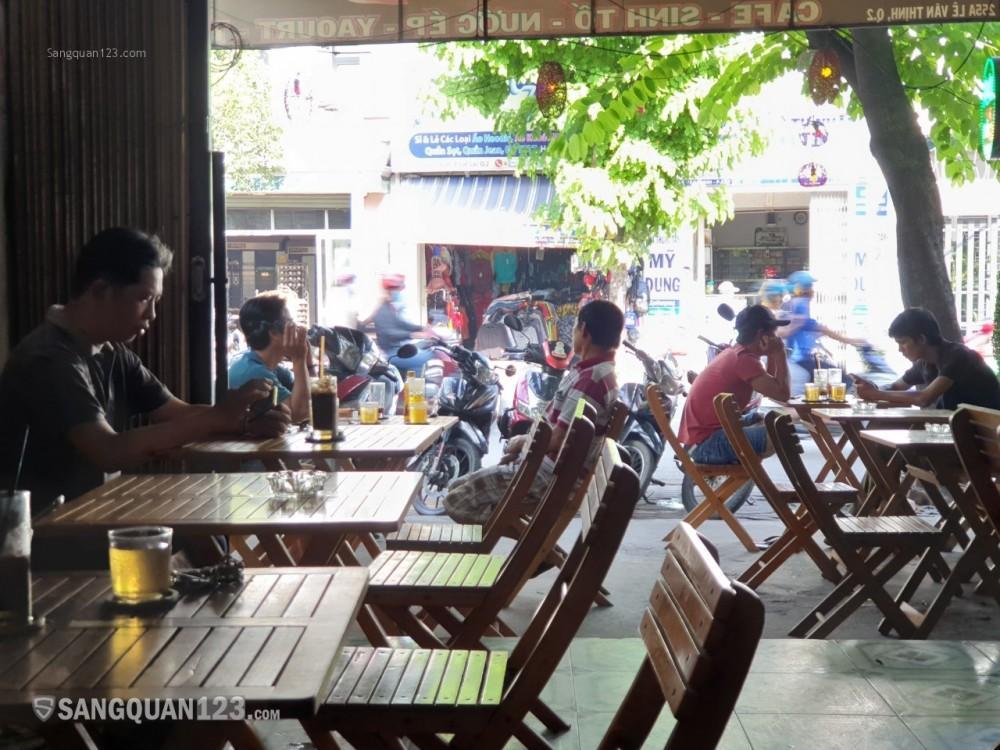 Sang quán cà phê đang kinh doanh tốt - Lê Văn Thịnh, Quận 2