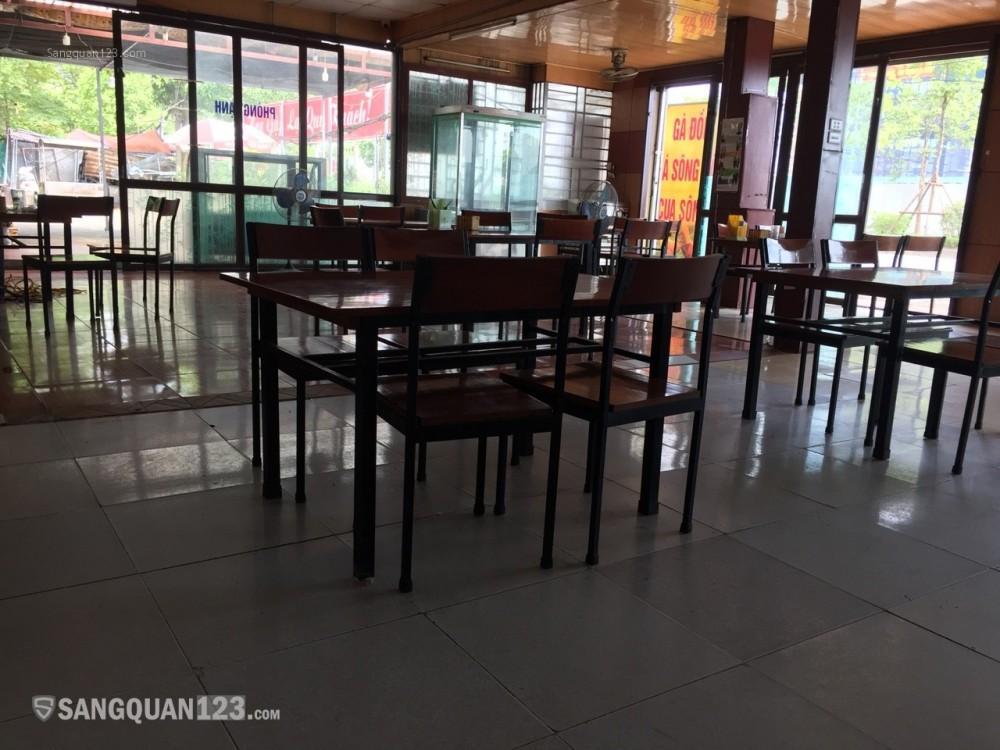 Chuyển nhượng nhà hàng 123 Zô tại Thị Trấn Trạm trôi, Hoài Đức, Hà Nội