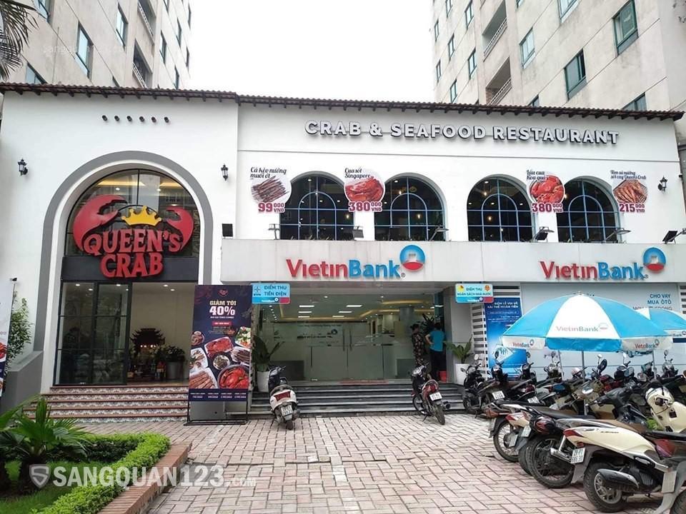 Sang nhượng nhà hàng VIP khu Hoàng Đạo Thúy, Hà Nội