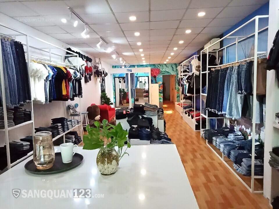 Sang nhượng shop kinh doanh thời trang mặt tiền đường Đặng Văn Bi, Thủ Đức
