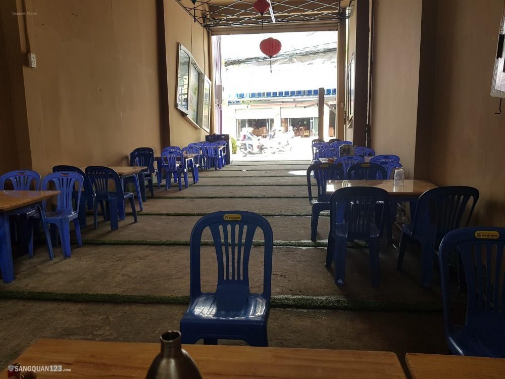 Sang quán Nhà Hàng Phố Nướng tại Thạnh Lộc – Quận 12 Tp.HCM