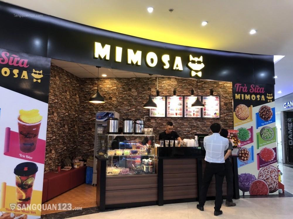 Cần sang quán Trà sữa tại siêu thị Lotte - LH: Nguyên 0985458228