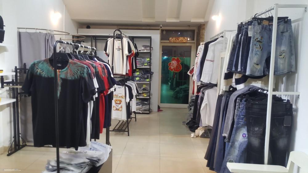 Sang shop thời trang đẹp giá rẻ mặt tiền Nguyễn Trãi quận 5