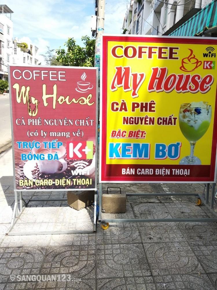 Sang gấp quán cafe đường 19 (cạnh nhà thờ PhaoLo) – Bình Tân