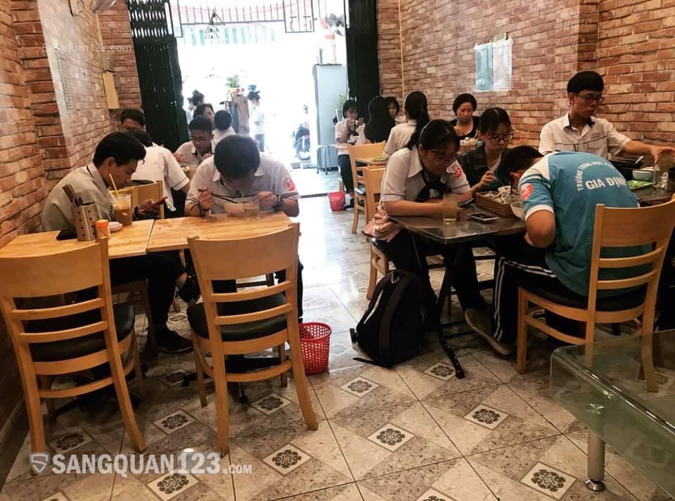 Sang quán bún Bò đường Võ Oanh quận Bình Thạnh