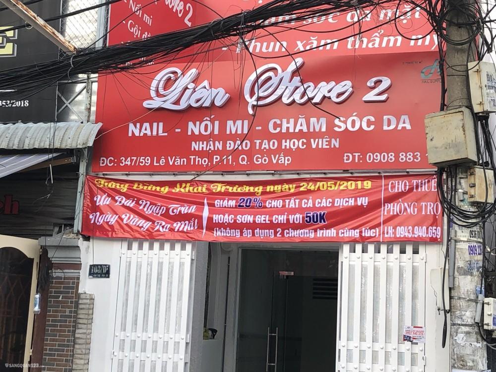 Cần Sang Căn Hộ Dịch Vụ 347/59 Lê Văn Thọ