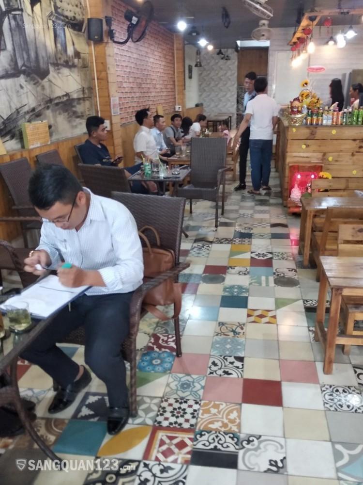 Sang lại quán café 98 đường số 19 (Cạnh nhà thờ PhaoLo) – Tên Lửa – Bình Tân