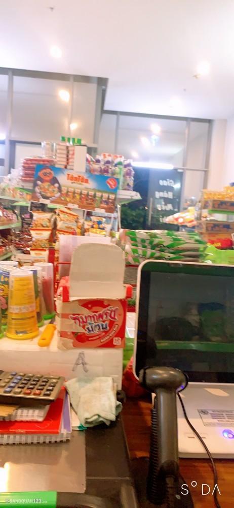 Sang nhượng siêu thị mini trong dự án hơn 600 hộ cũng quanh có dãy nhà phố