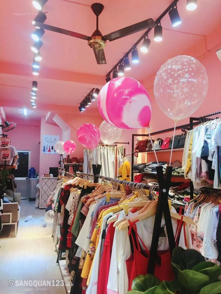 Sang shop quần áo kinh doanh ổn định tại quậnTân Bình