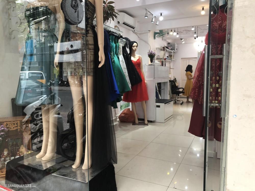 Sang shop thời trang tại MT đường Lê Văn Sỹ,Quận 3. dt 50m2 , 25tr/tháng