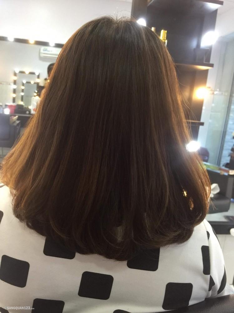 Sang nhượng salon tóc mặt tiền đường 109 lê văn tách dĩ an bình dương