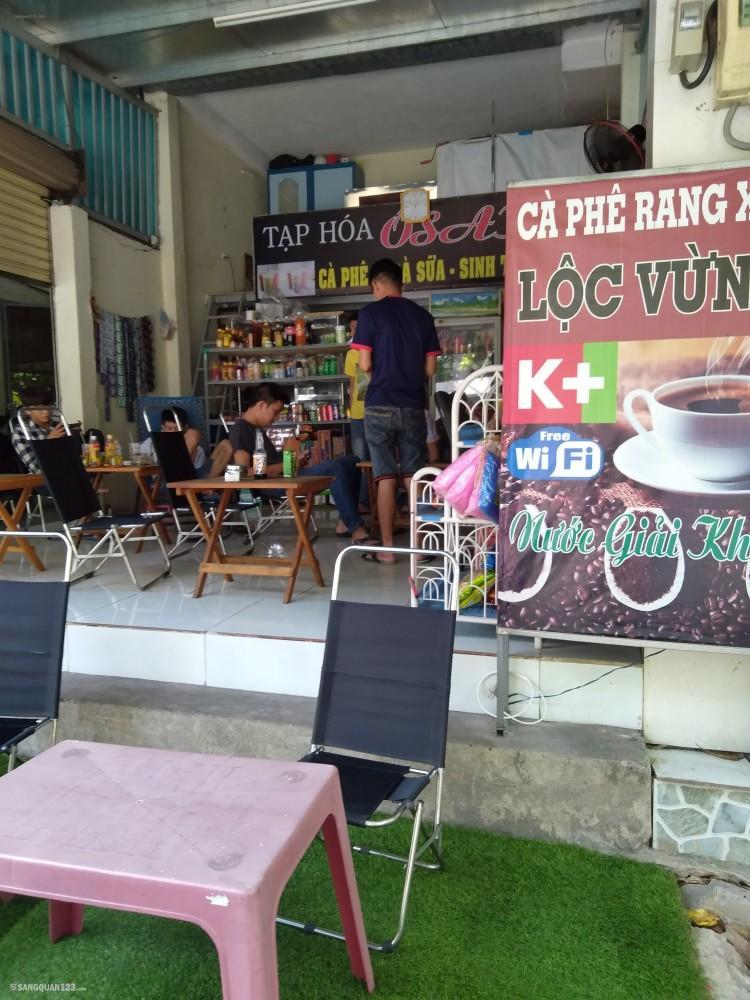 Cần tiền nên Sang gấp quán Cafe rang xay Lộc Vừng