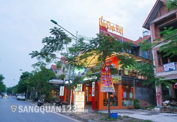 Sang nhượng nhà hàng Tây Nam Linh Đàm. Giá thuê nhà cực rẻ.