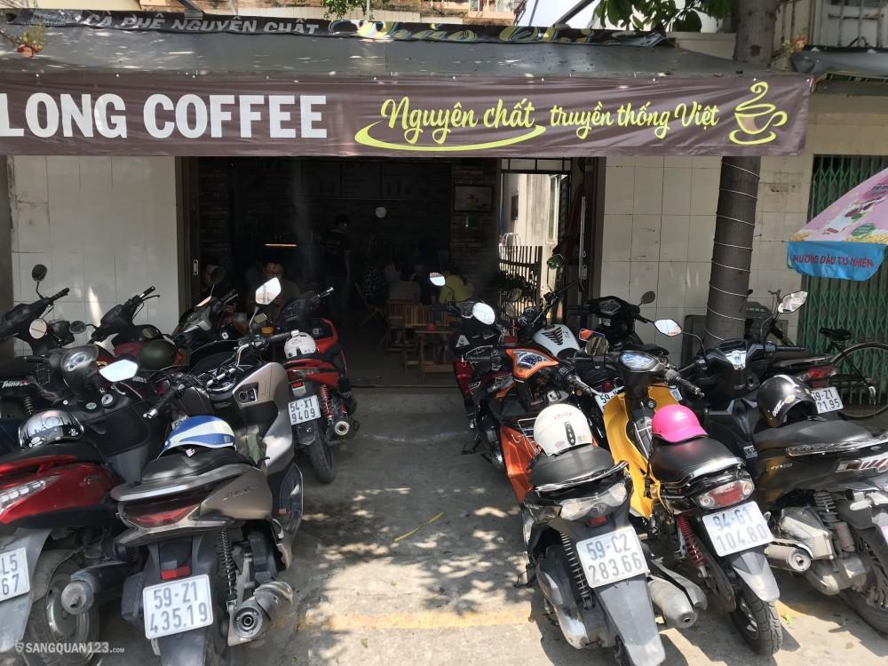 Sang Quán Cafe Rang Xay Khách Đông Đường Huỳnh Tấn Phát