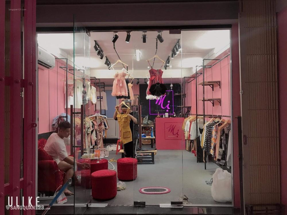 Sang shop thời trang mị boutiquen đường nguyễn gia trí quận bình thạnh