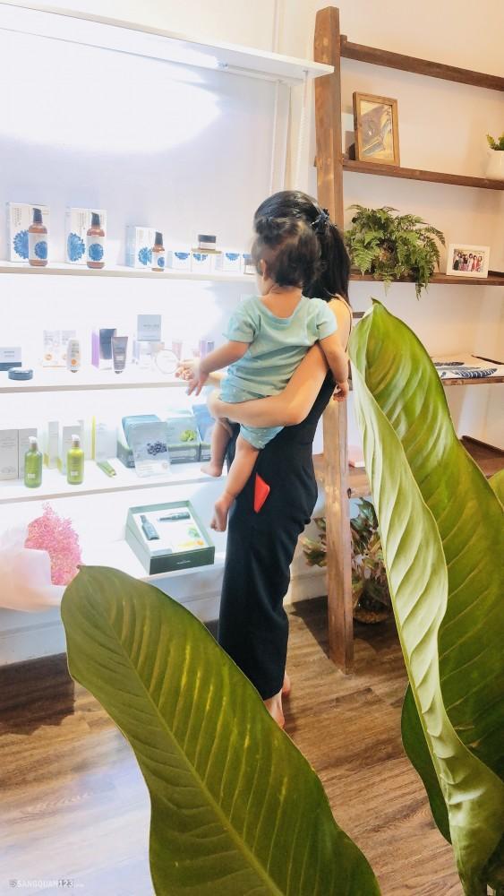 Sang nhượng shop thời trang online Nguyễn Trãi quận 1