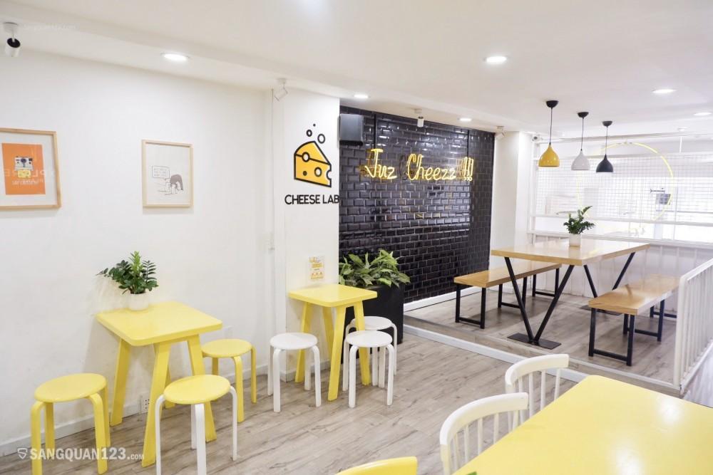 Cần sang quán trà sữa - bánh - kem ở quận 3 - Hồ Chí Minh