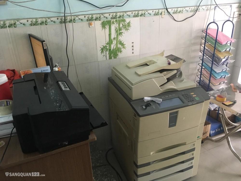 Có việc về quê gấp Sang tiệm photocoppy gấp QUận 8