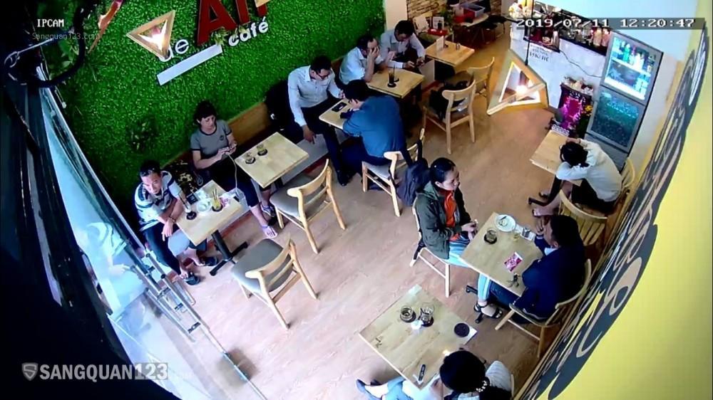 Sang quán cafe tại Đặng Thái Thân, phường 11, quận 5
