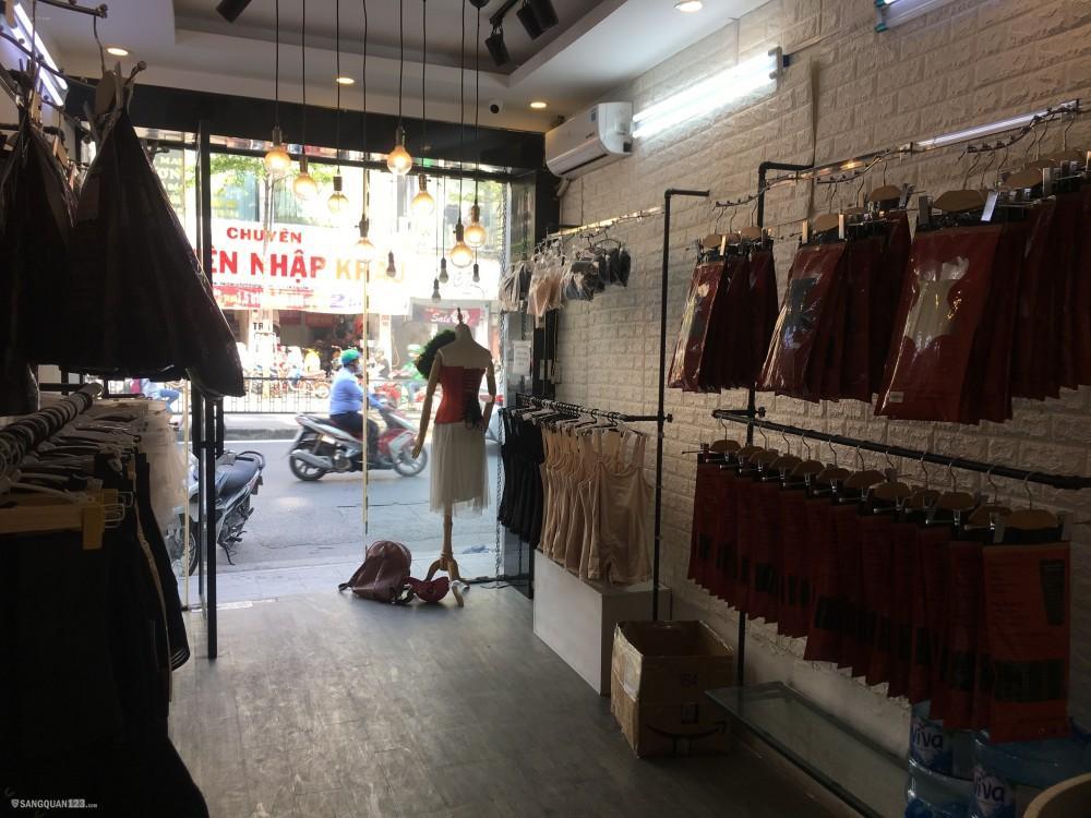 Cho thuê cửa hàng mặt phố Tôn Đức Thắng, Đống Đa, Hà Nội
