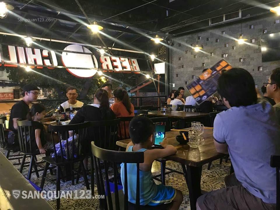 Sang quán mặt tiền Trần Quang Diệu 130m2 nhanh lệ còn thương lượng