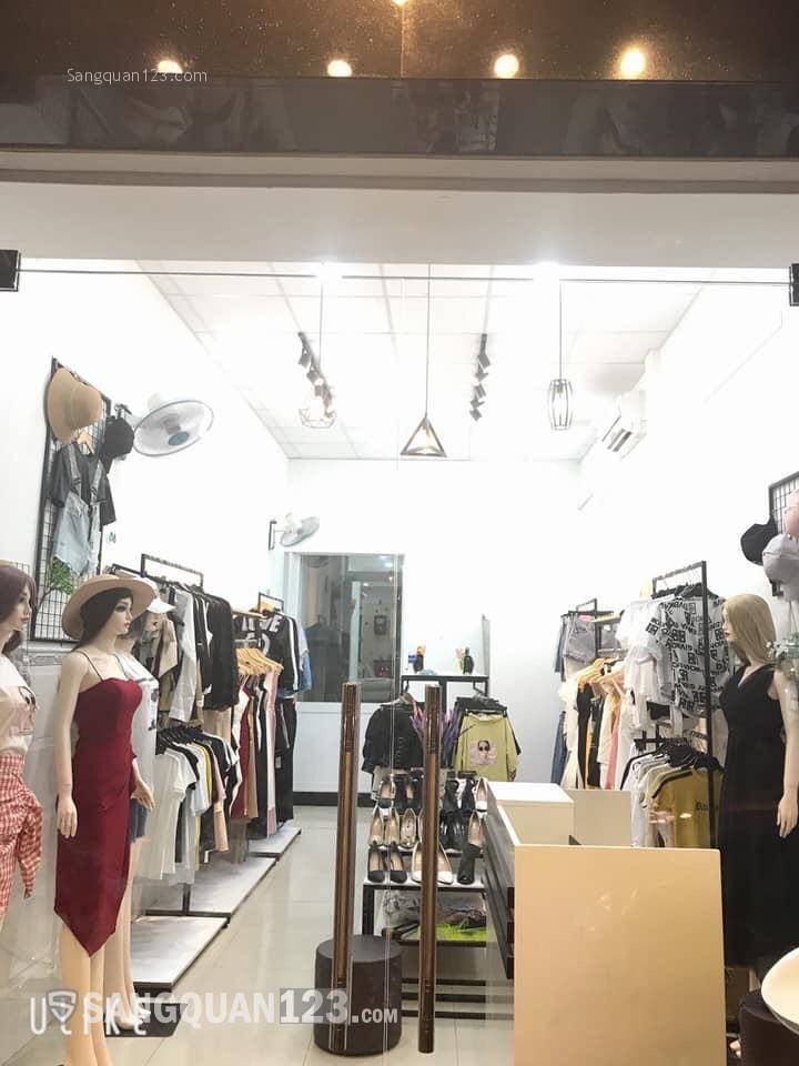 Cần sang gấp Shop thời trang nữ đường lạc long quân, tân bình- 0938556970