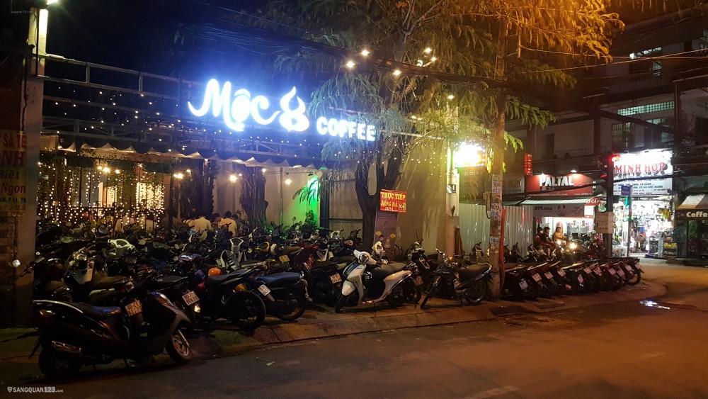 Sang quán Cà phê ngay trung tâm quận Tân bình khu Bàu Cát