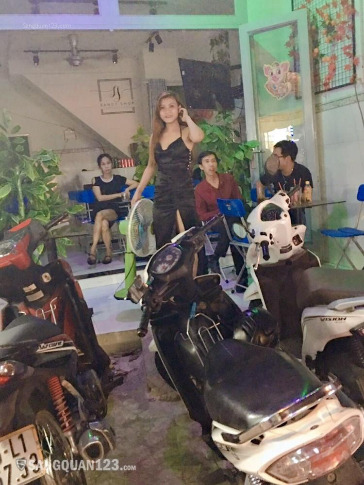 Sang Quán Cà Phê Quận Tân Bình-Sang Gấp Quán Cafe