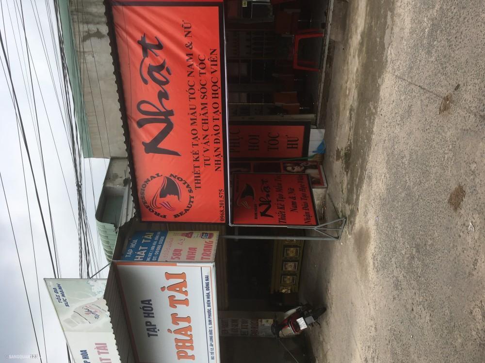 Cần sang tiệm tóc nam nữ gần chợ khu công nghiệp