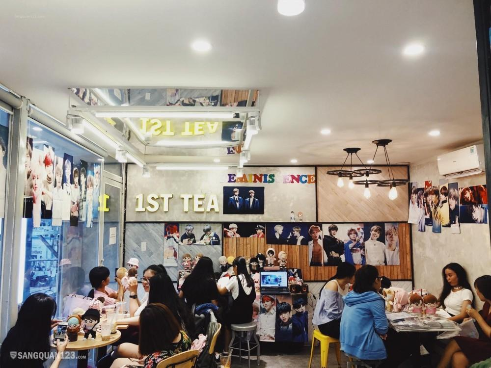 Cần sang quán trà sữa vị trí đẹp ngay ngã 3 Kỳ Đồng-Nguyễn Thông Q3