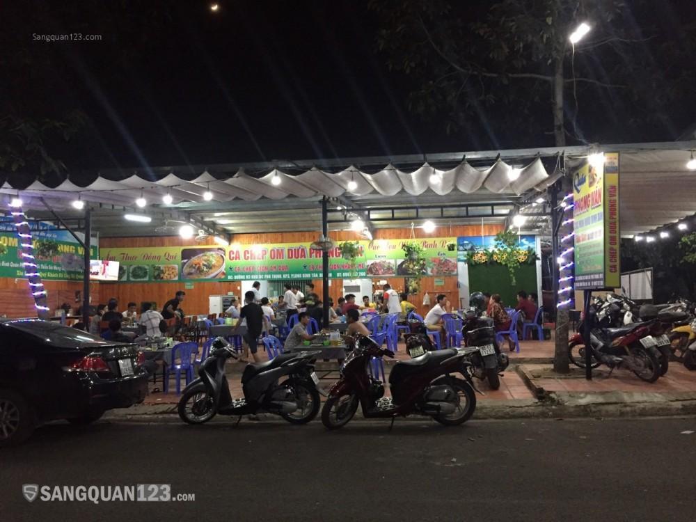 Sang quán - KDC Phú Thịnh, Long Bình Tân, Biên Hòa