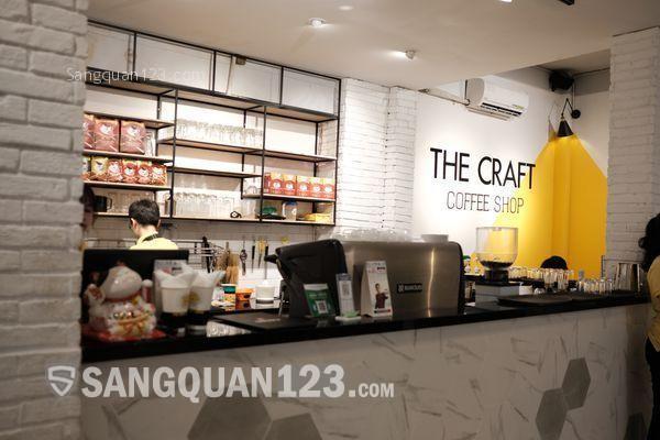 CẦN SANG NHƯỢNG QUÁN CAFE SƯ VẠN HẠNH QUẬN 10 GẤP GẤP