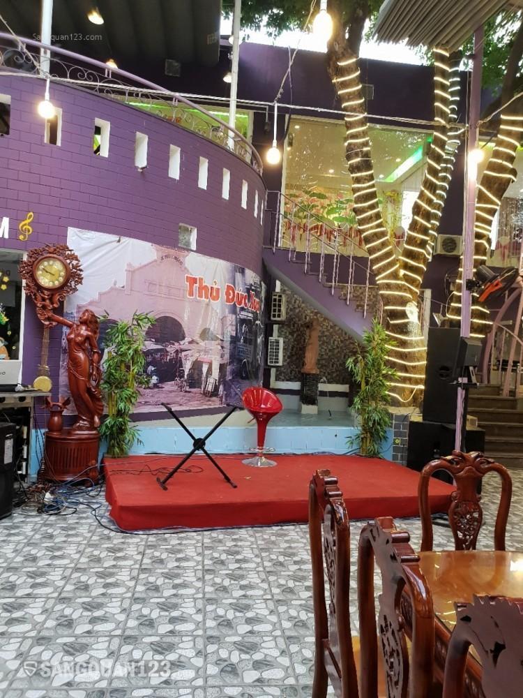 Sang gấp nhà hàng Hải Sản, căn góc, khu ăn uống Vip, phường Bình Thọ,Thủ Đức 1300m2