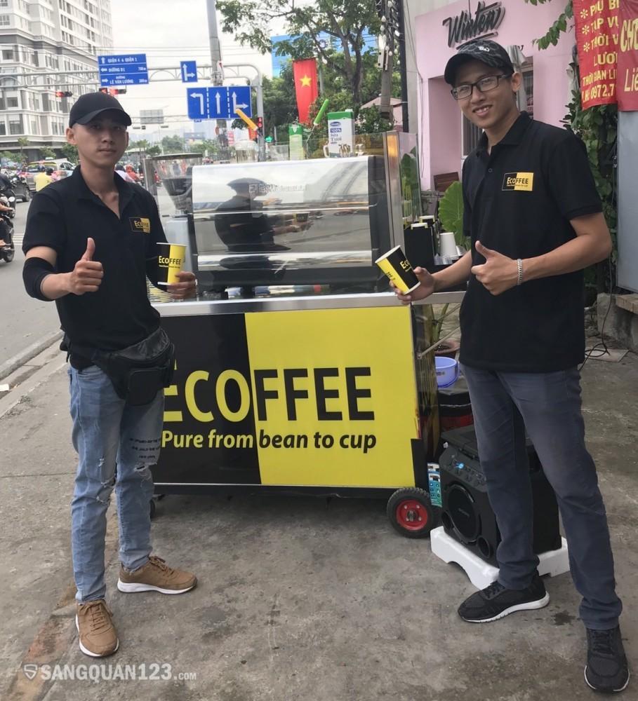 CHÍNH CHỦ CẦN SANG NHƯỢNG VÀ NHƯỢNG QUYỀN CAFE MÁY - BÁNH MỲ TAKE AWAY ( MIỄN PHÍ)