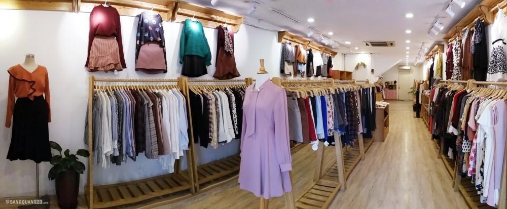 Sang nhượng cửa hàng Thời trang Hàn Quốc 208 Trần Duy Hưng, Hà Nội