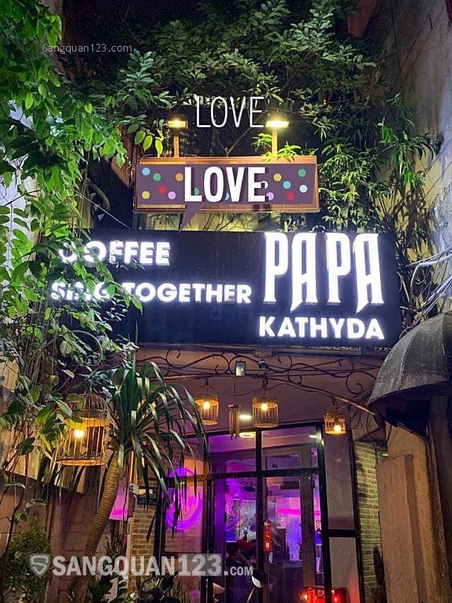 Sang phòng trà - Cà phê - Hát với nhau ngay trung tâm TP