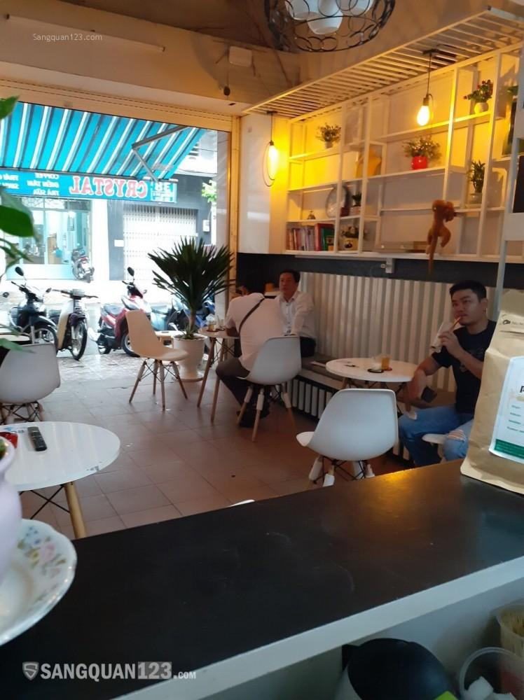 Sang nhượng quán cafe MILANO nằm ở trung tâm Quận 11. Giá cực rẻ