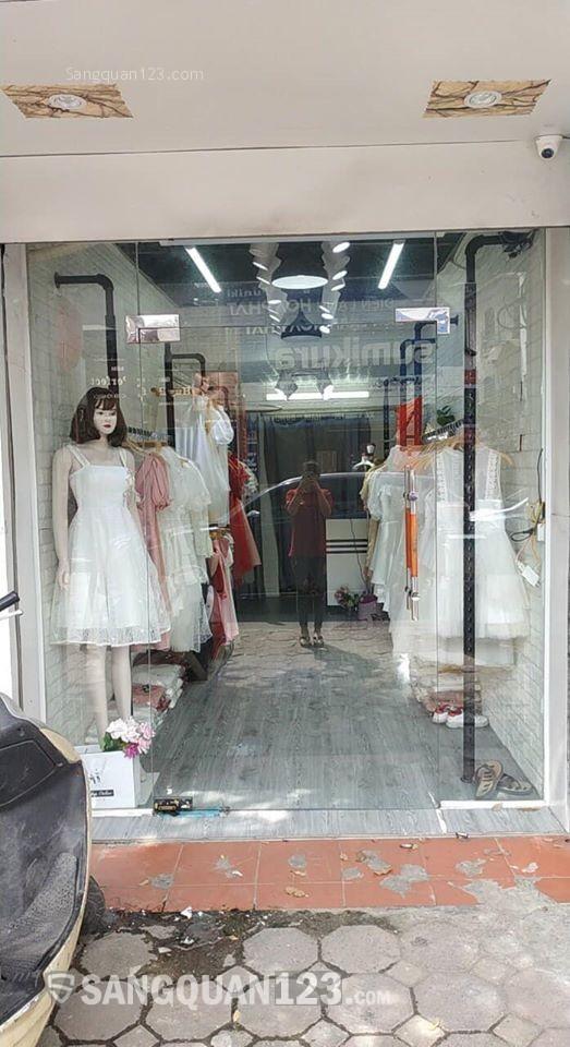 Sang nhượng cửa hàng mặt phố 118 Nguyễn Lương Bằng 20m2 11tr