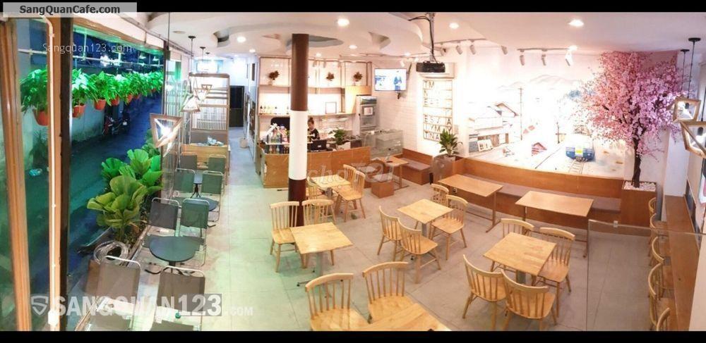Sang quán cafe A2 tại đia chỉ 403 nguyễn văn khối p8 gò vấp