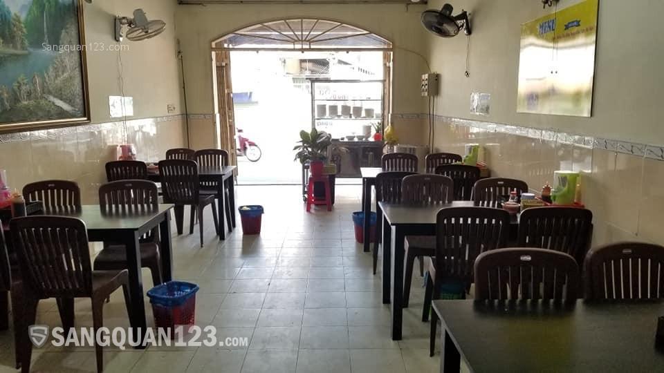 Chính chủ sang quán phở MT Tân Thành q Tân Phú,giá 50tr, LH:0399166671