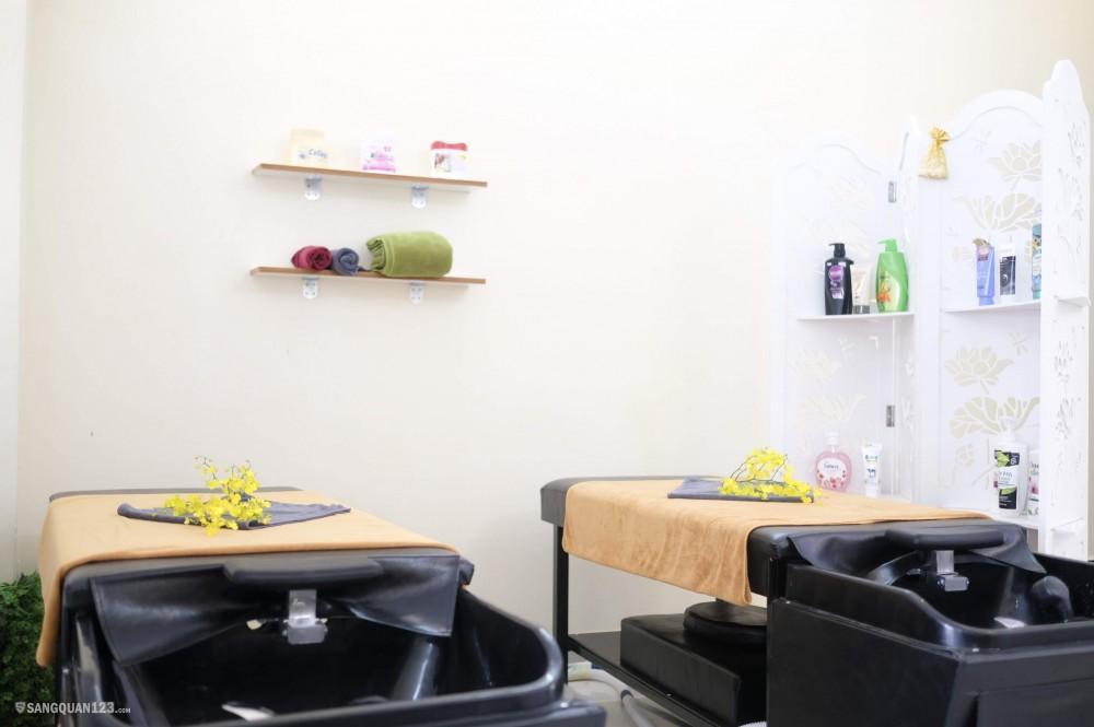 Sang lại tiệm Spa - Nail - Make up đang kinh doanh